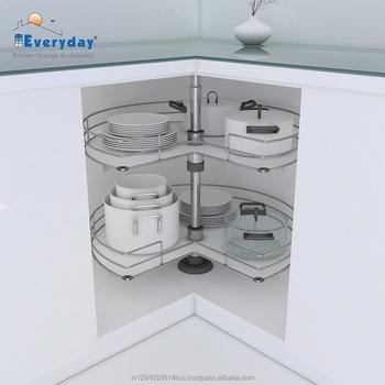 Welp Multifunctionele Keuken Hoek Opslag Systeem - Buy Hoek Keuken ZP-55
