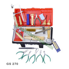 Jewellery Tools India Jewelry Making Tool Kit In Plastic Box