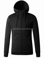 Fleece Hooded Jacket
