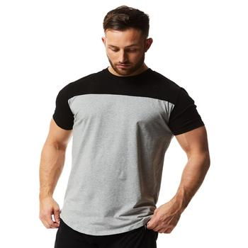 latest design clear-cut texture fast color Men Muscle Fit Short Sleeve T Shirts - Buy Muscle Fit T Shirt,Men Muscle  Shirt,Muscle T Shirt Product on Alibaba.com