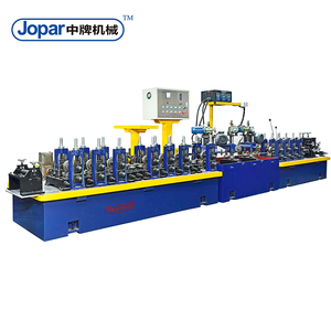 Building materials ms galvanized steel pipe making machine ./ tube mill for sales