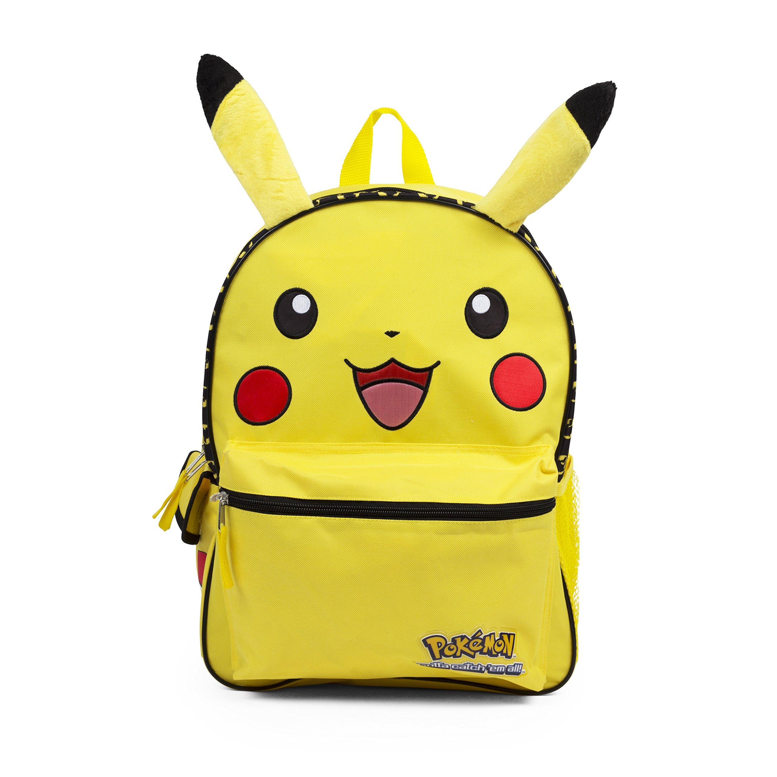 8a6696eb3791 Get Quotations · Pokemon Happy Pikachu 12