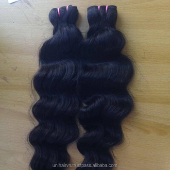 Vietnam Hair Grade 10A 9A 8A Virgin Unprocessed 7A 6A Virgin Hair