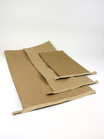 Gusseted Stitched Sacks are long lasting bags for heavy-duty products!