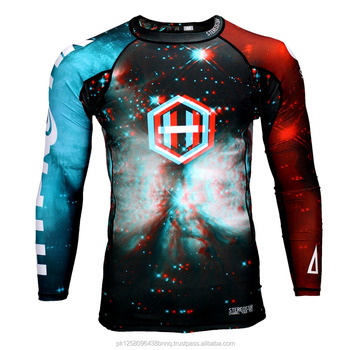 f50464726 (OEM Factory)Custom Athletic Apparel Men's Compression Wear Breathable  Running Sports Wear/rash