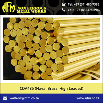 High-strength And Corrosion-resistant Cda485 (naval Brass,High Leaded) -  Buy Forging And Hollow Brass Bar,Hollow Brass Bar,Forging Brass Bar Product