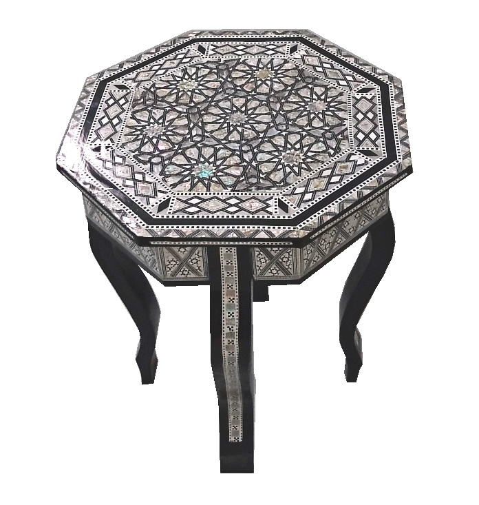 W87 Handcrafted Inlaid Art Octagonal Table With Detachable Legs Buy Octagonal Patio Table Antique Octagon Table Outdoor Octagonal Table Product On Alibaba Com