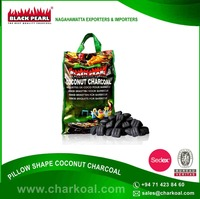 Export Packed BBQ Charcoal Briquette, Bulk Charcoal In Bags for BBQ and Grill