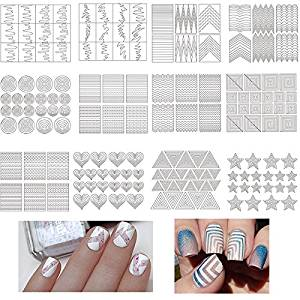 cheap nail decal template find nail decal template deals on line at