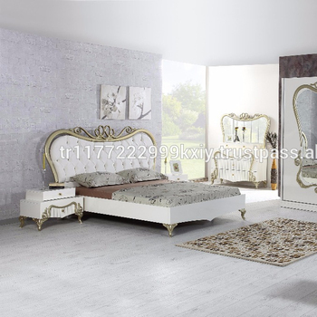 Charmant Antique High Quality Bedroom Set 2019 Turkey