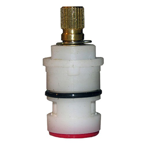 LASCO S-203-1L Hot Ceramic Stem for Delta, Glacier Bay and Danze 0266