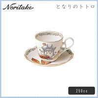 """My Neighbor Totoro"" Tea cup and saucer-Made in Japan"
