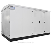 Compact MV Transformer Substations