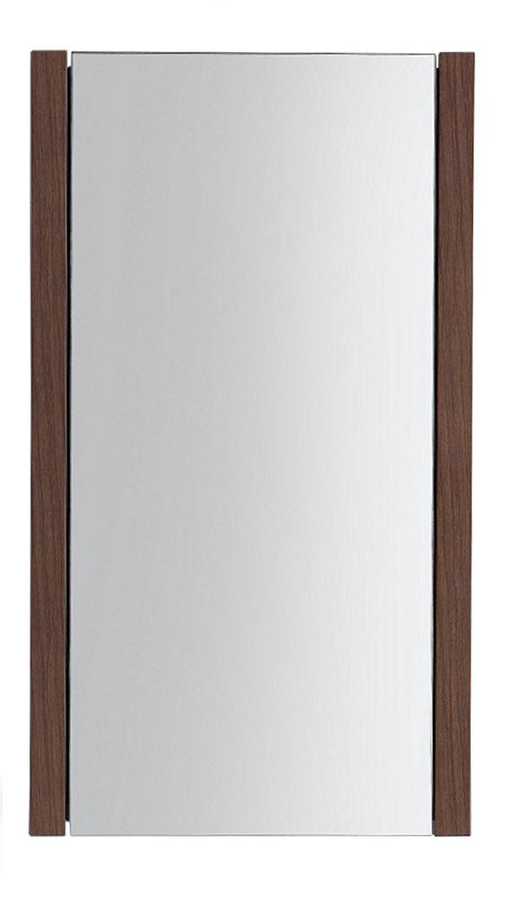 Luxo Marbre RELAX M45 A Relax Mirror, Alamo Oak