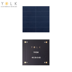 New designed thin film module panel olar modules for solar energy system