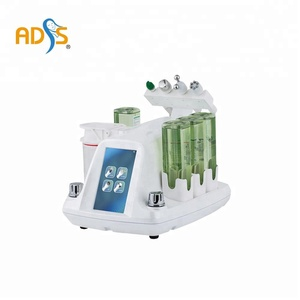 Practical portable hydra microdermabrasion beauty machine with jet peel/oxygen spray function