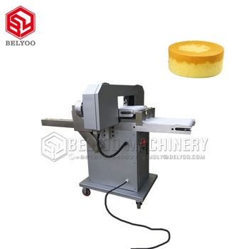 Toast Slicer Machine Electric Burger Cutting Machine Burger Forming Machine for Sale