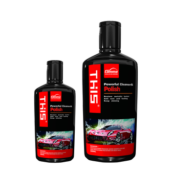 Wholesale China auto detailing supplies car body carnauba wax car polish liquid