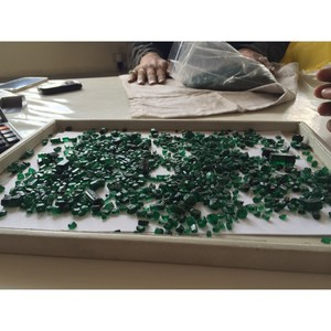 Excellent quality Emerald rough stones
