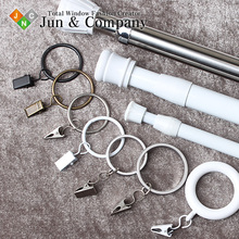 compression rod&curtain ring