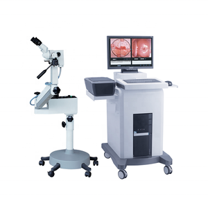 Medical gynecology Trolley Digital&Optical vagina video Colposcope price