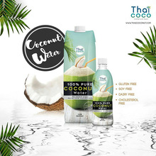 HIGH QUALITY FROM THAILAND ORGANIC COCONUT WATER