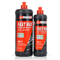 Car care Use Wholesale 4 in 1 Scratch Remover fast compound car polishing wax