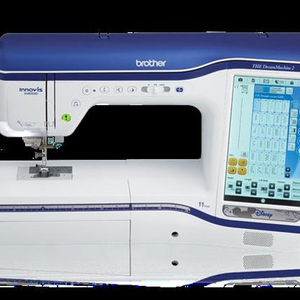 Brother Dream Machine 2 XV8500D/XV8550D Embroidery / sewing machine