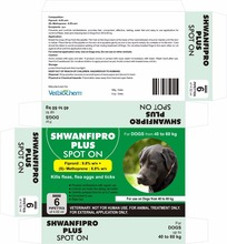 Fipronil + S - Methoprene Spot On for Dogs