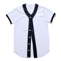Summer stylish baseball jersey's/custom summer stylish baseball jersey's