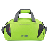 Outdoor Sports fitness Large Capacity polyester Gym super wear Bag free shipping