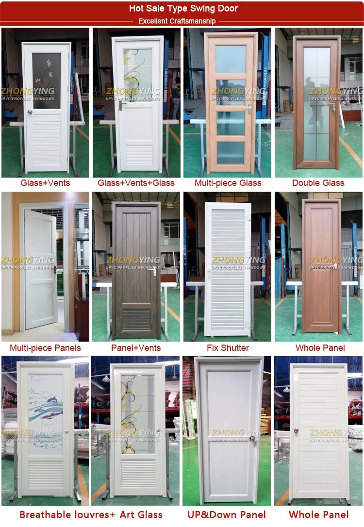 Bathroom door prices - Water Resistant Glass Fiber Bathroom Entry Doors Designs Waterproof Cheap Types Of Bathroom Pvc Doors