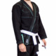 latest design custom bjj gi high quality 100% cotton pearl weave fabric bjj gi shoyoroll