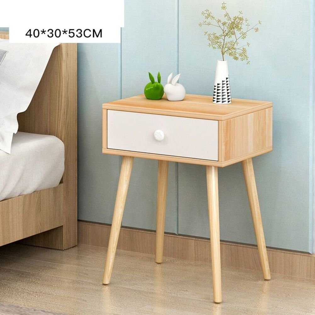 FJIWDTGYHFGT Simple and Modern Small Cabinet,Lockers Bedside Cabinet Mini Bedroom Storage Assembly-C