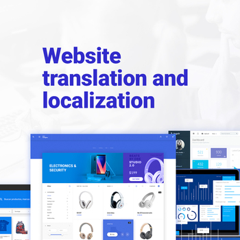 Website translation and localization, Russian SEO, SEO friendly eCommerce website localization