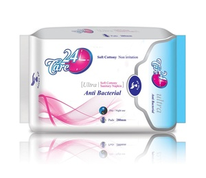 Aloe Vera Leone Ladies Anion Sanitary Napkins Side Effects , Sanitary Pads  Napkins in Bulk for india
