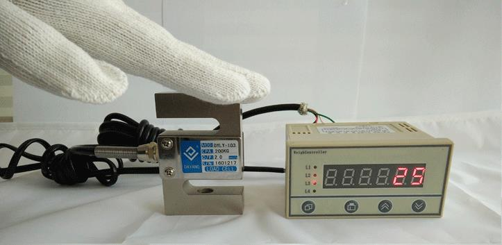 Best price CALT DY220 digital weighing indicator and weight controller