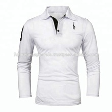 Custom Polo shirt Long sleeve