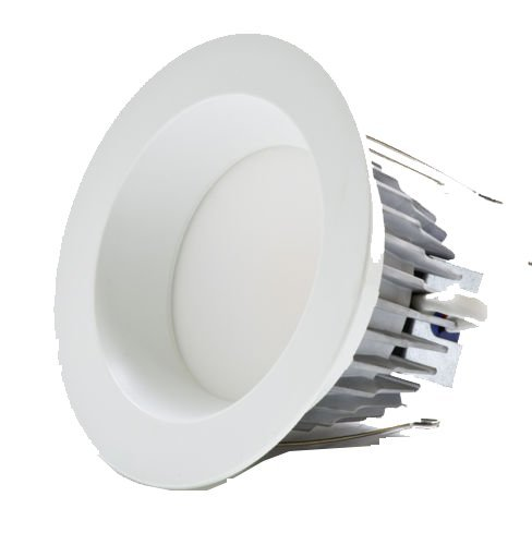 "6"" Inch LED Downlight 18W=(120/150W Equivalent) 120V-277V; 1500 Lumens; Dimmable; 50,000 Life Hours; Wet Location Rated; Fits 6"" Inch Recessed Can; UL/ Energy Star; Day Light 5000K- (Single)"