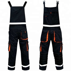 Men Working Dungarees Uniform