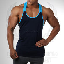 Custom T & Y Terug Bodybuilding Singlet/<span class=keywords><strong>Stringer</strong></span>/gym tank tops/gym Singlet