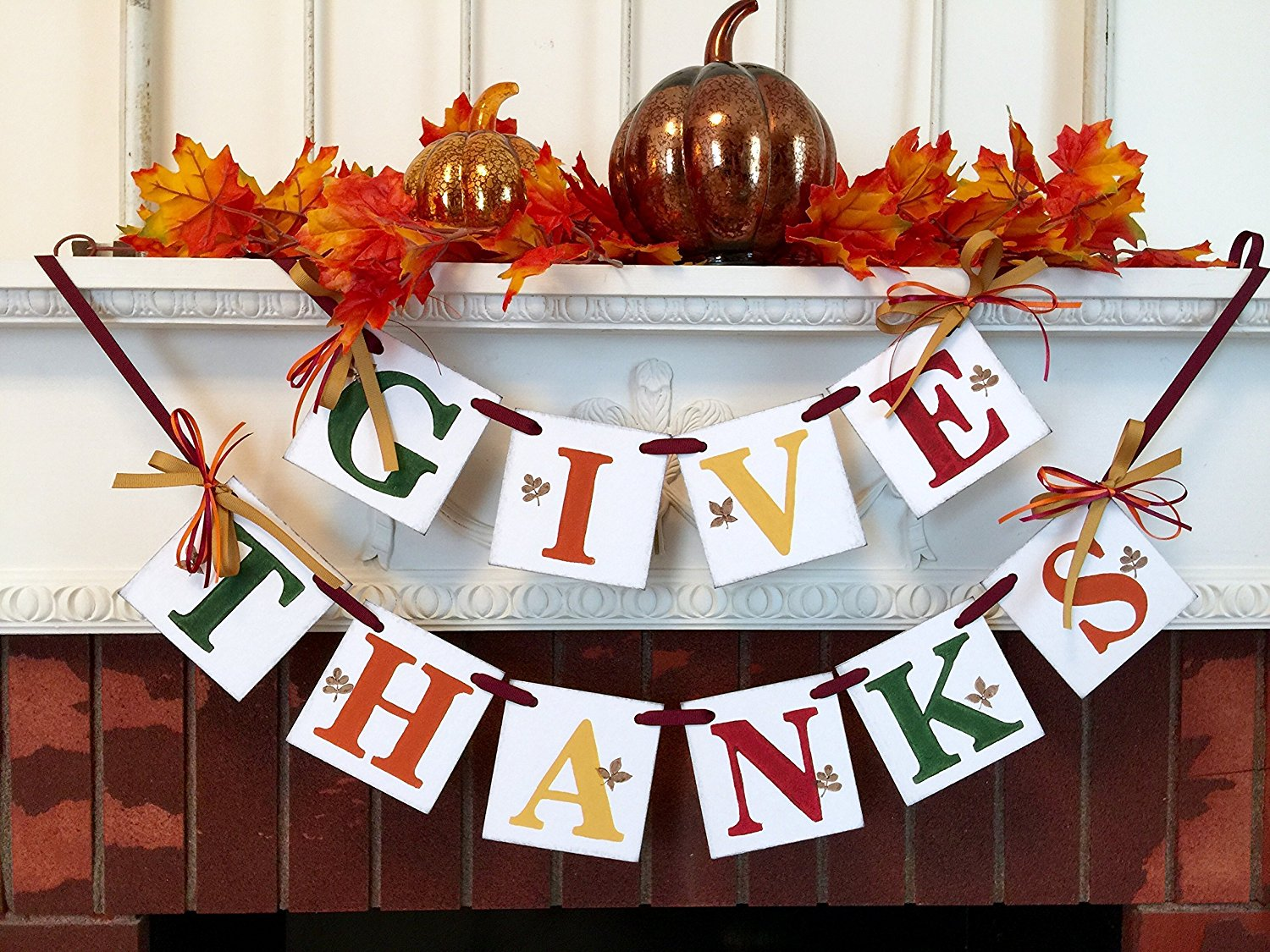 Buy 12 Make A Tree Of Thanks Thanksgiving Activity Sticker
