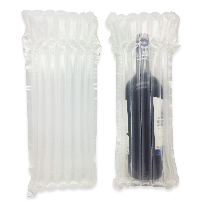 Yunko 10 Pcs Column Milk Powder Protector Wine Bottle Bag Portable Inflatable