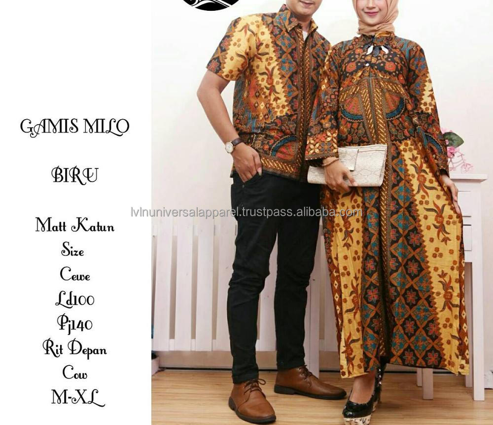 Indonesia Baju Batik Manufacturers And Solo My Kebaya Dress Prada Biru Suppliers On