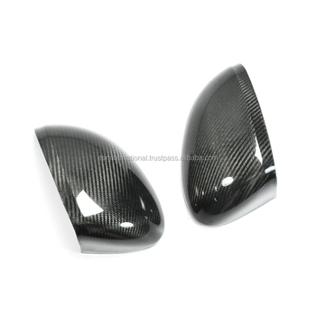 For Porsche Macan Carbon Mirror Cover (Stick on Type)