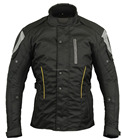 motorbike cordura waterproof jacket - bike racing jacket - textile racing jacketq