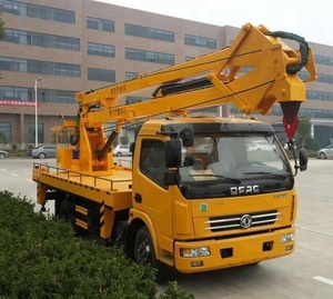 CLW DFAC Electric boom type 24m High-altitude Operation Truck sale