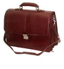 fashion style laptop bags case / one shoulder laptop bags for business / latest quality leather 15.4 laptop bags