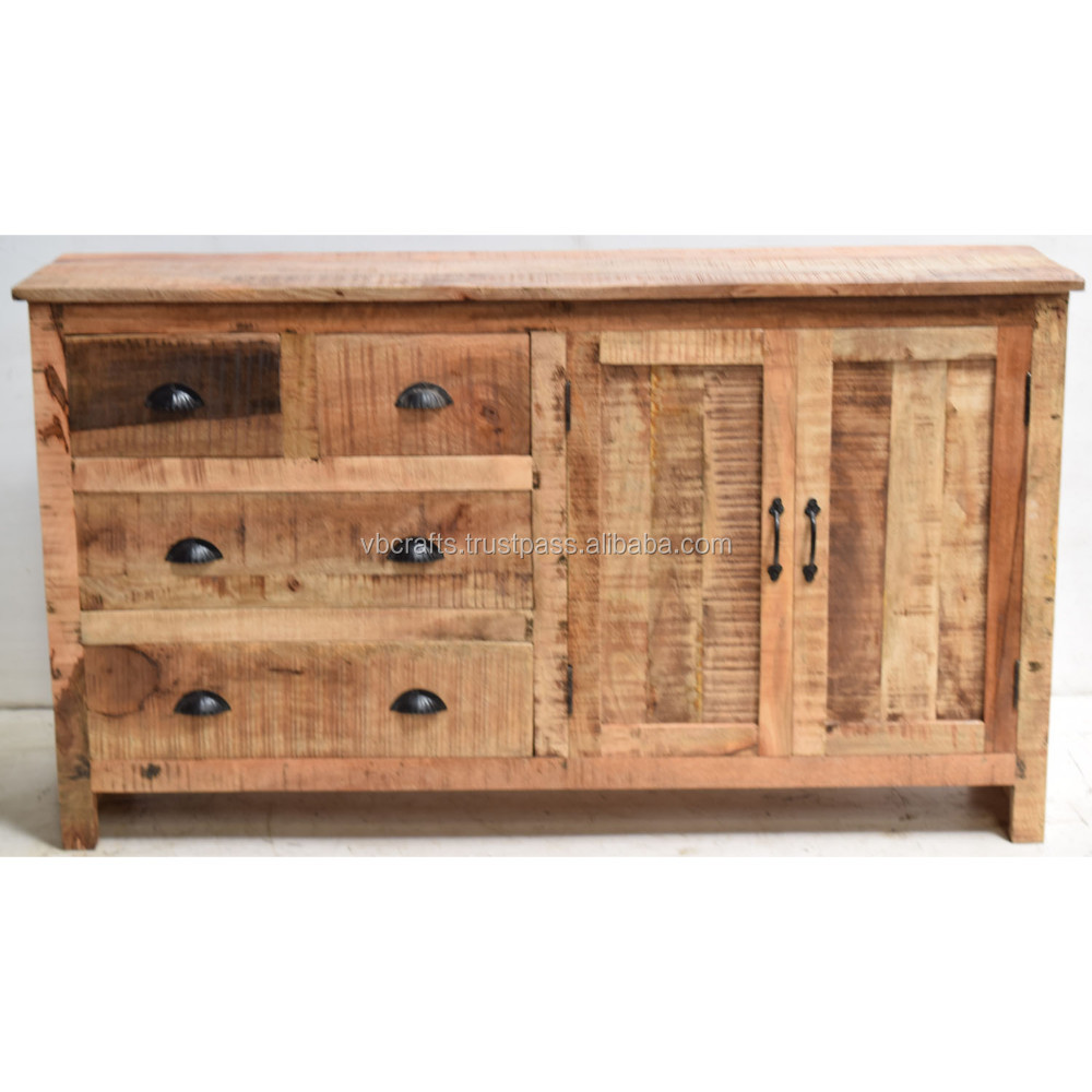 Mango Wood Buffet, Mango Wood Buffet Suppliers And Manufacturers At  Alibaba.com