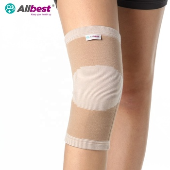 Cotton Elastic Compression Knee Support